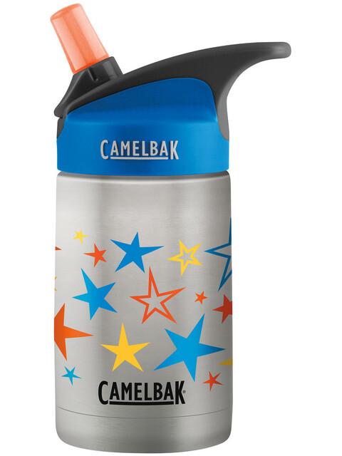 CamelBak Eddy Vacuum Insulated Stainless Bottle Kids 400ml retro stars